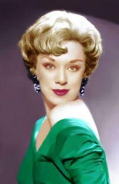 Actress Rosita Fornes 1950s