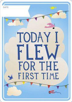 Babies First Flight