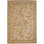 $493.00  Festival Of Flowers - Toasted Almond Contemporary Rug - 6960-700