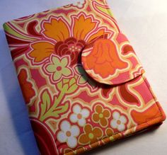 Made to Order Kindle Cover Nook Cover Kobo Cover by dobeeubags, $38.00