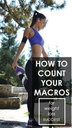 How To Count Macros Like A Pro