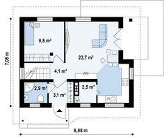 Casa de 4 quartos ☆★☆★