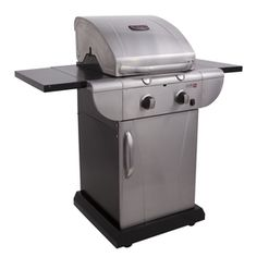 Char-Broil TRU-Infrared Commercial 2-Burner Liquid Propane and Natural Gas Grill - Lowe's $269