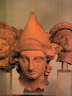 Artemis? Museo Nazionale Archeologico di Taranto Italy
