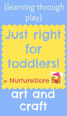 activities for toddlers art and craft