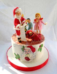 Christmas story by  Diana Aluas