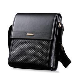c48493852d6f Aliexpress.com : Buy 2016 high quality genuine leather bag brand bolsos  casual male shoulder bags designer men messenger bags bolsas from Reliable  bolsa ...