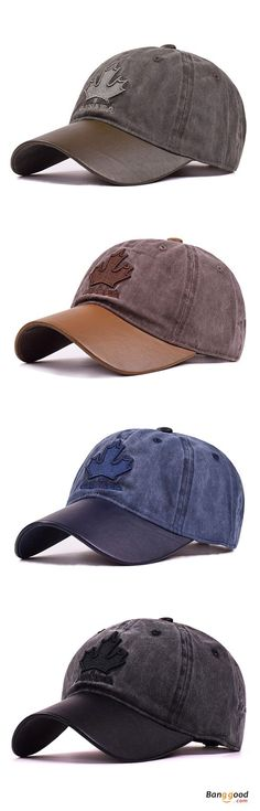 US$10.09+Free shipping. Men's Hats, Baseball Cap, Sports Adjustable Hats, Casual, Vintage, Cotton, Embroidery. Color: Khaki, Balck, Navy, Army Green. Shop now~