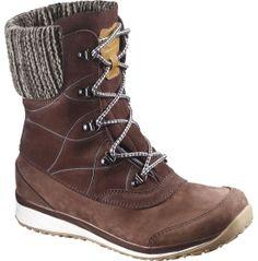 Salomon Women's Hime Mid LTR CS Waterproof Winter Boots | DICK'S Sporting Goods