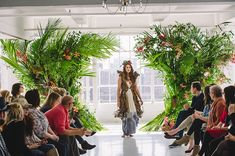 Chapel Designers Conference NYC, Flora and Fauna Fashion Show, Amanda Dumouchelle, The Bridal Theory 33