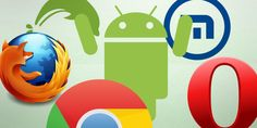 Five Android Browsers That Are A Cut Above The Rest  *My favorite is Dolphin.