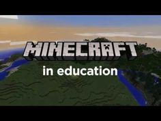 """""""But the thing is, Minecraft is more than a game. It is a phenomenon that is literally shaping the consciousness of the next generation."""""""