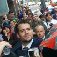 Henry Cavill in Toronto at the red carpet screening of The Man from U.N.C.L.E. #manfromuncle #manfromunclemovie #henrycavill