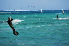 Mauritius Kite Surfing @lemorne