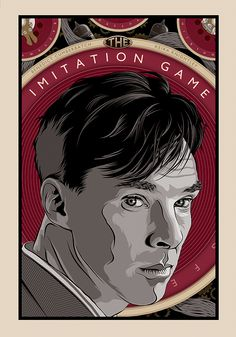 The Imitation Game Poster by Ollie Boyd