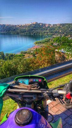 Lago di Albano Roma