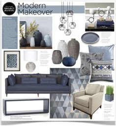 """Modern Makeover With Grey and Scout 3"" by jpetersen on Polyvore"