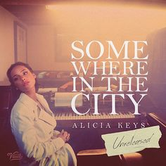 "New Music: Alicia Keys – ""Somewhere In The City""- http://getmybuzzup.com/wp-content/uploads/2014/12/400036-thumb.jpg- http://getmybuzzup.com/alicia-keys-somewhere-in-the/- By Celeb Editor R&B singer Alicia Keys gives fans the full version of ""Somewhere In The City."" On the track, Alicia spreads the word of love and spreading positive energy. You can also check out pics from the baby shower Swizz Beatz threw her this past weekend here.  The post New Music: Ali..."