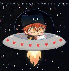 Animated gif about cute in Anime🐰 by Fujo~ on We Heart It Mystic Messenger Fanart, Mystic Messenger Memes, Luciel Choi, Pokemon, We Heart It, Jumin Han, Saeran, Zen, Gifs