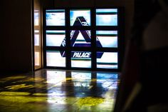 Palace Skateboards continues its world domination with a recently-opened pop-up shop in LA.