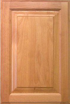 Woodmont Doors raised panel wood kitchen cabinet doors harvest