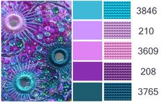 Yarn Color Combinations, Colour Schemes, Color Patterns, Pantone, Colours That Go Together, Dmc Embroidery Floss, Colour Pallette, Color Balance, Design Seeds