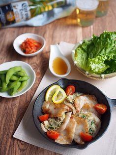 白玉粉で◎もちもちオープン餃子 by 北舎綾香 | レシピサイト「Nadia | ナディア」プロの料理を無料で検索