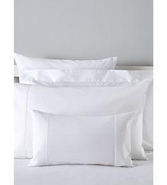 THE WHITE COMPANY Petersham Oxford pillowcase