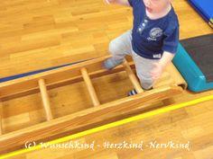 Wunschkind - Herzkind - Nervkind: Turnen und Bewegung