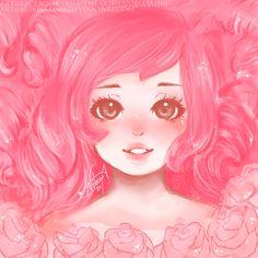 Rose Quartz by nubiasaori on DeviantArt