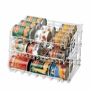 Organize your pantry with pantry organizers from The Container Store! Our pantry organizers come in many designs and sizes to fit any kitchen pantry space. Office Desk Organization, Kitchen Organization Pantry, Kitchen Pantry, Kitchen Storage, Storage Organization, Organized Pantry, Pantry Ideas, Kitchen Ideas, Organizing Ideas