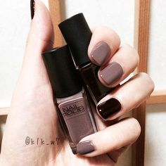 30 ideas which nail polish to choose - My Nails Shellac Nail Colors, New Nail Colors, Pink Nails, Perfect Nails, Gorgeous Nails, Hair And Nails, My Nails, Fall Nails, Nagellack Trends