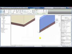 Revit Architecture 2012 - Wall Creation - Stacked wall creation with brick below & siding below