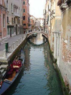 Go on a Gondola Ride in Venice