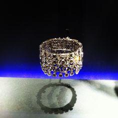 Bracelet, Van Cleef and Arpels, Musée des Arts Décoratifs, Paris - FRANCE