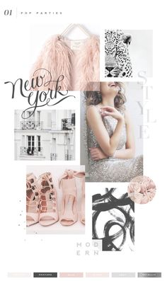 Brand and Website Design :: Pop Parties - Saffron Avenue : Saffron Avenue Web Design Tips, Web Design Company, Blog Design, Design Ideas, Fashion Website Design, Website Design Inspiration, Fashion Design, Design Logo, Graphic Design Branding