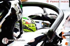 """El """"escudo"""" tampoco gusta a los pilotos  #F1 #Formula1 #RussianGP"""