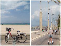 Radtour mit dem Fahrrad von der Playa de Palma bis nach Palma de Mallorca
