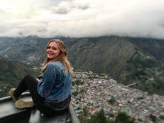 """API #Quito crew spent the weekend in #baños a city in host country #Ecuador referred to as the """"gateway to the #Amazon"""" #ispyapi #studyabroad"""