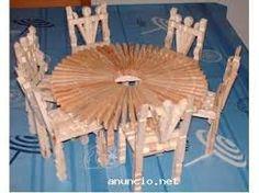 manualidades con broches de madera - Buscar con Google