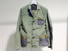 Canton Combination French Work Jacket