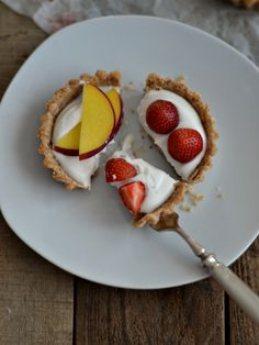 coconut whipped cream tart