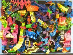 Frank Stella class project