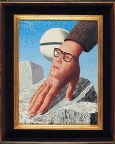 Portrait du poète by René Magritte