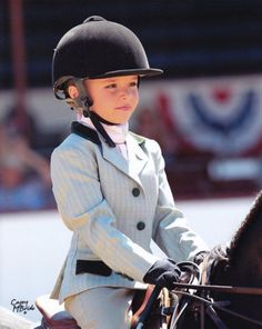 Loveeee this little girl! She's quite the rider. So proud to know her!