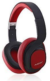 Ausdom M08 Wired Wireless Bluetooth Stereo Headphones with Mic for $19.99 @amazon