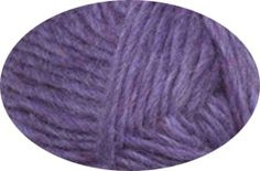 Lopi Lite Lettlopi haeven blue heather 1402 Worsted weight yarn 100/% icelandic wool
