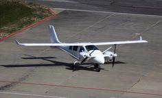 Jabiru Twin aircraft. George South Africa