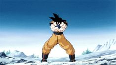 #anime #dragon ball z #son goku