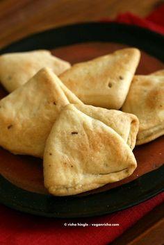 Maida Papdi – Cumin Spiced Crackers